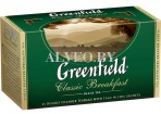 "Чай Greenfield ""Classic Breakfast "" 25 сашетов"