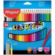 "Цветные карандаши 24 шт ""COLOR PEPS"" Maped"
